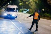 Die Polizei wird an der Fasnacht gezielt Verkehrskontrollen durchführen. (Bild Stefan Kaiser)