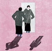 Narzissten – Männer wie Frauen – sehen nur sich selbst. Die Gefühle des anderen? Spielen keine Rolle, solange sie nicht der eigenen Bestätigung dienen. (Bild: Illustration: Patric Sandri)