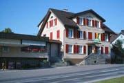 Das Gasthaus Löwen in Kaltbrunn. (Bild: Screenshot Facebook)