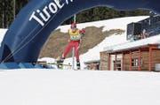 Der 13-jährige Sarner Leander Kiser holte sich in Obertilliach im Einzel wie auch im Sprint je einen Podestplatz. (Bild: Obertilliach (25. März 2018))