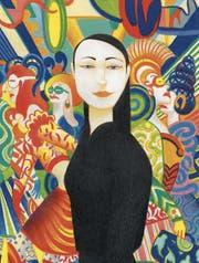 Neben Schwarzweisszeichnungen malt Lorenzo Mattotti öfter auch in expressiver Farbigkeit Cover und Illustrationen für Magazine wie hier «The New Yorker». (Bild: Lorenzo Mattotto/The New Yorker)