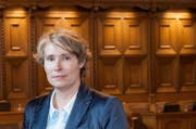 Die Oberstaatsanwältin von Obwalden, Esther Omlin. (Bild: pd)
