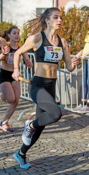 Géraldine Frey. (Bild: Hanspeter Roos (Zug, 24. März 2017))