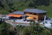 Das Restaurant Turren. (Bild: Stefan Odermatt)