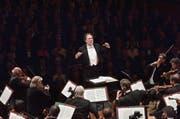 Riccardo Chailly dirigierte gut dosiert zwischen Kontrolle und Freiraum für das Orchester. (Bild: Peter Fischli/Lucerne Festival (11. August 2017))