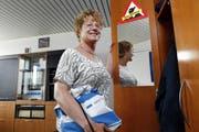Cordula Ventura hinterlässt nach ihrer Pensionierung im kantonalen Amt für Sport keine Baustellen. (Bild Werner Schelbert)