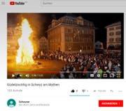 Das Video ist unterlegt mit herrlichen Bildern. (Bild: Screenshot YouTube)