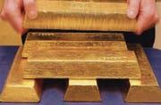 In Lungern will eine Firma Goldbarren produzieren. (Bild: Archiv LZ)