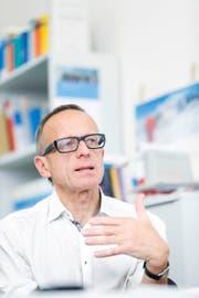René Huber verlässt (Bild Stefan Kaiser)