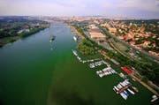 Blick auf Belgrad. (Bild: Google Maps)