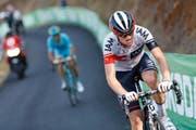 Luzerner Radsport-Aushängeschild: Mathias Frank aus Nottwil. (Bild: Tim de Waele/Freshfocus (Llucena Camins del Penyagolosa, 7. September 2016))