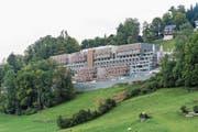 Das Waldhotel Healthy Living will eine Rehabilitationsabteilung betreiben. (Bild: Roger Grütter (Bürgenstock, 19. September 2017))