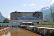 Der Verkauf der Abwasseranlagen an die kantonale Gesellschaft, hat sich für die Gemeinden bezahlt gemacht. Bild Urs Hanhart