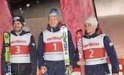 Die Nummer 1 ist die Nummer 1: Matthias Iten vom Skiclub St. Jost Oberägeri. (Bild: PD)