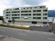 Die Seeresidenz Belvédère in Hergiswil. (Bild: Archiv Neue NZ)