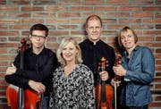 Solisten der Münchner Philharmoniker ... (Bild: Peter Fischli/PD)