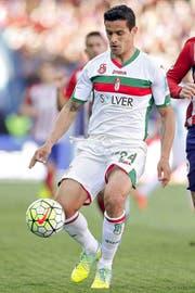 Ricardo Costa im April 2016 im Primera-Division-Einsatz für Granada. (Bild: Imago)