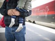 Immer mehr Menschen aus Afghanistan gelangen in die Schweiz. (Symbolbild Keystone)