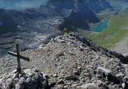 Ausschnitt aus dem Kurzfilm «Höchturm, mein Berg». (Bild: Severin Frei)