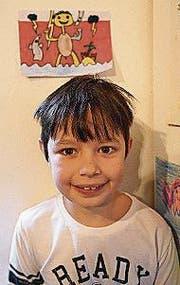 Dario (9) (Bild: Romano Cuonz)