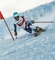 Die Stanserin Beatrice Zimmermann reist mit guten Gefühlen an den Weltcupfinal nach Mürren. (Bild: PD)