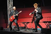 Mit dem Konzert der Mozart Heroes wurde das Muth-Festival auf der Seerose eröffnet. (Bild: Urs Hanhart (Neue UZ))