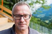 «Es ist gerade auf dem Brünig speziell, wie hautnah die Zuschauer am Geschehen sind», sagt Peter Baer, TV-Produktionsleiter (Bild: Roger Gruetter / Neue OZ)