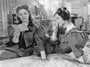 Die Frisuren mögen aus der Mode sein, doch die Geschichten bewegen immer wieder. Kinoverfilmung: «Pride and Prejudice», 1940. (Bild: Mondadori Portfolio)