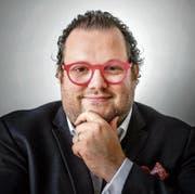 Ifolor-Chef Filip Schwarz. (Bild: Michel Canonica)