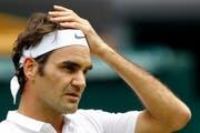 Roger Federer. (Bild: Keystone / Kirsty Wigglesworth)