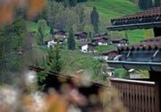 Das lokale Gewerbe profitiert von Zweitwohnungen.Symbolbild: Pius Amrein (Sörenberg, 27. Mai 2013)
