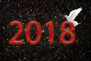 Keine grösseren Zwischenfälle beim Start ins neue Jahr. (Symbolbild)