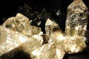 Die Funde der Riesenkristalle tragen dazu bei, dass das Strahlnen im Kanton Uri sehr beliebt ist. (Bild: Urs Hanhart / Neue UZ)