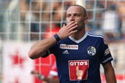 Bleibt Marco Schneuwly beim FC Luzern? (Bild Philipp Schmidli)
