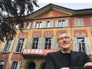 Heinz Keller vom Theater Uri wünscht sich einen jährlichen Austausch-Event. (Bilder PD)