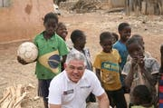 Dario Littera während eines Aufenthaltes in Mali. (Bild: PD)