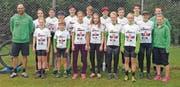 Sie bestritten die Rennen des Swiss Bike Cup: die Nachwuchscracks der IG Radsport Uri. (Bild: IG Radsport Uri)
