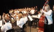 Das Feierabendkonzert der drei Kollegi-Ensembles im Theater Uri überzeugte. (Bild: Robi Kuster (Altdorf, 20. April 2017))