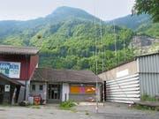 Bei der Talstation in Lungern sind unter anderem auch Wohnungen geplant. (Bild Christoph Riebli)