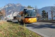 Auch Bauen soll eine Postautoverbindung nach Altdorf erhalten. (Bild Florian Arnold)