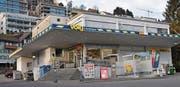 Die Ennetbürger Post ist seit Oktober im Volg-Laden zu finden. Bild: Matthias Piazza (22. Februar 2017)
