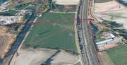 Digital erfasste Freileitungen, hier in einem Beispiel aus Frankreich. (Bild: PD)