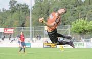 Alessandro Merlo wird dem SC Cham wohl erhalten bleiben. (Bild: Reto Müller (Cham, 2. September 2017))