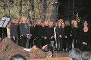 Aufführung von «Dschungeldbuch» der Musikschule Dallenwil. (Bild: Rosmarie Berlinger (Dallenwil, 25. November 2017))