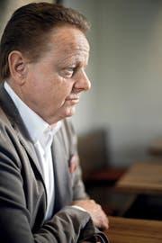 FCL-Sportchef Rolf Fringer blickt optimistisch auf die nächsten Spiele: «Wir sind noch voll im Fahrplan.» (Bild Manuela Jans-Koch)