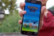 Ein russischer Pokémon-Go-Spieler wurde angeklagt. (Symbolbild Keystone)