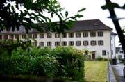 Das ehemalige Kapuzinerkloster in Stans. (Bild: Archiv Neue NZ)