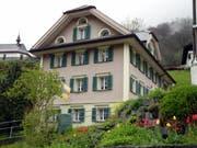 Gemeindehaus Unterschächen (Bild: Gemeinde Unterschächen.)