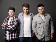 Die Luzerner Band GeilerAsDu. (Bild: PD)