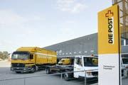 Die Post löst ihre Lastwagen-Flotte auflösen. (Bild PD)